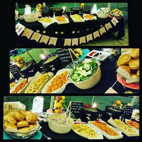 40th Birthday Catering