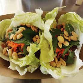 Pork San Choy Bau