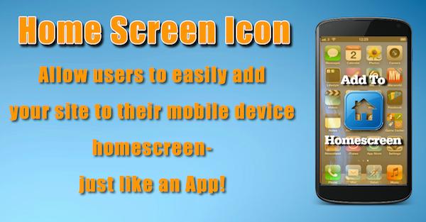 Homescreen Icon