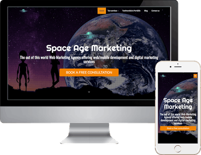 Space Age Marketing
