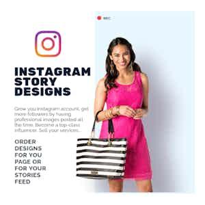 Instagram Story Design Pack (10)