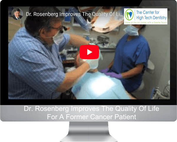 Dr. Rosenberg Improves The Quality Of Life For A Former Cancer Patient