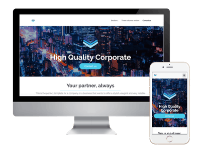 High Quality Corporate