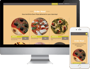 Pizza Food Ordering