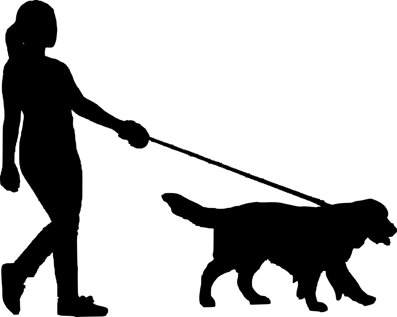 Dog Walking Booking Form