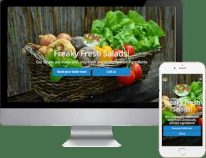 Salad Restaurant