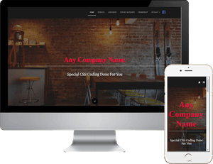 Small Business CSS