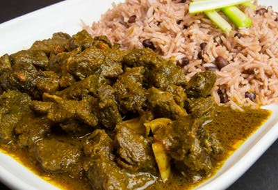 Curried Goat Stew