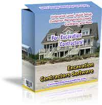 Excavation Contractor Software