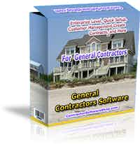 General Contractor Software