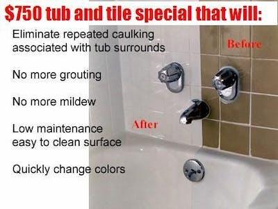 Tile Resurfacing Buffalo NY