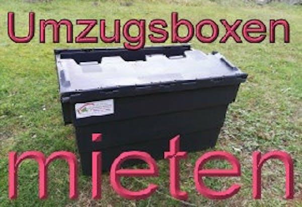 Unsere Umzugsboxen