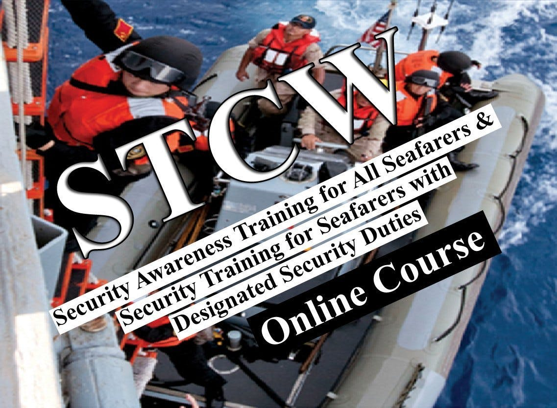 STCW ISPS Security Online Training Refresher List of Courses
