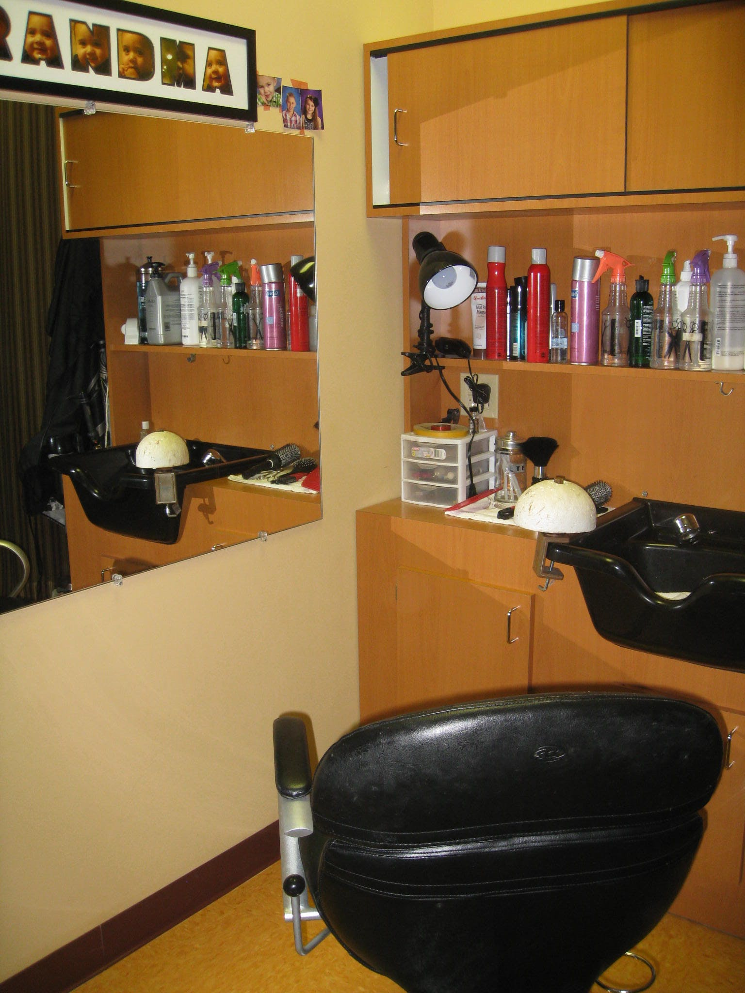 Style 24 specializes in non-surgical hair replacement and provides a separate salon room for your privacy.