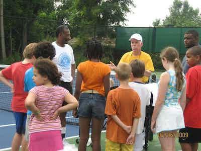 Free Tennis Clinics
