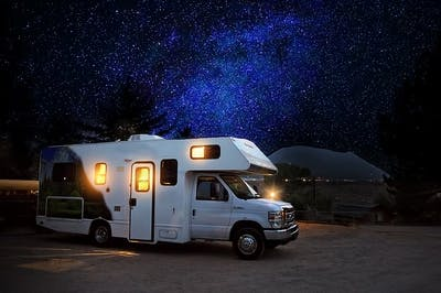 Excellent RV Spaces