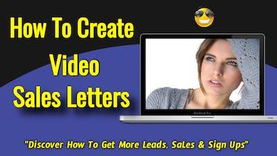 Sales Letters