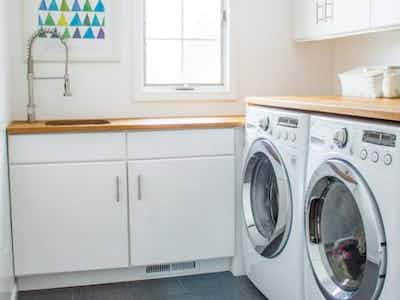 Laundry Work-Spaces
