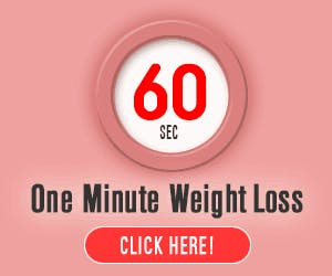 One Minute Weightloss