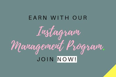 Instagram Management Program