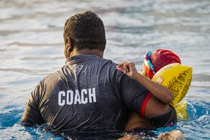 We are here to give you the safest and the best training possible, to help you swim independently with full confidence, in the shortest period of time.
