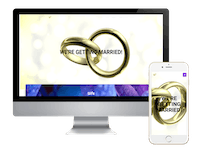 Wedding Template Video Background