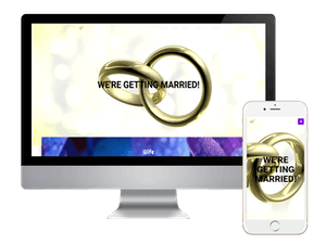 Wedding Template Video Background
