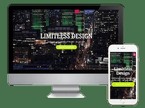 Limitless Design Video Background