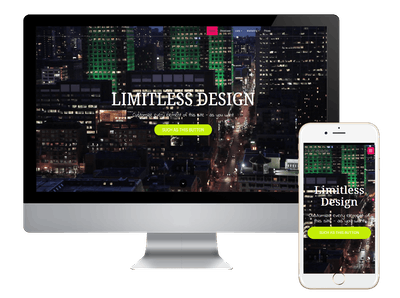 Limitless Design Video Background