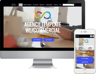 Agency Template WL and Commercial Use