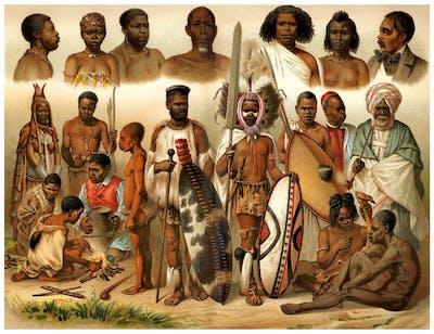 ethnies africaines