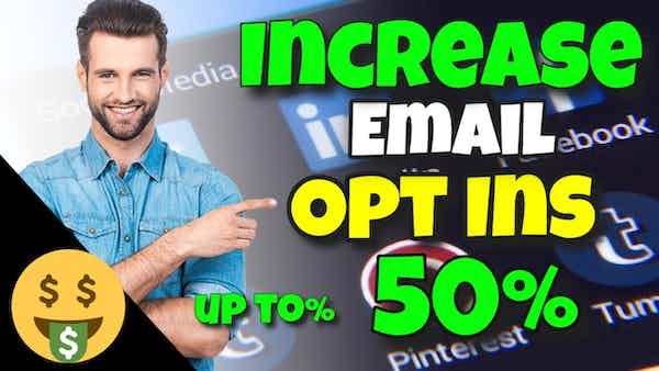 Lead Generation - Get Up To 50% More Leads Without Spending More Money
