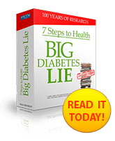 """The 7 Steps to Health and the Big Diabetes Lie"""