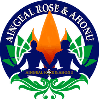 Logo of Aingeal Rose & Ahonu