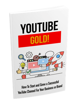 YouTube Gold! E-book