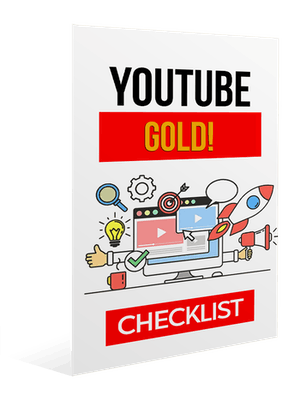 YouTube Gold! Checklist