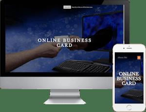 Online Business Card