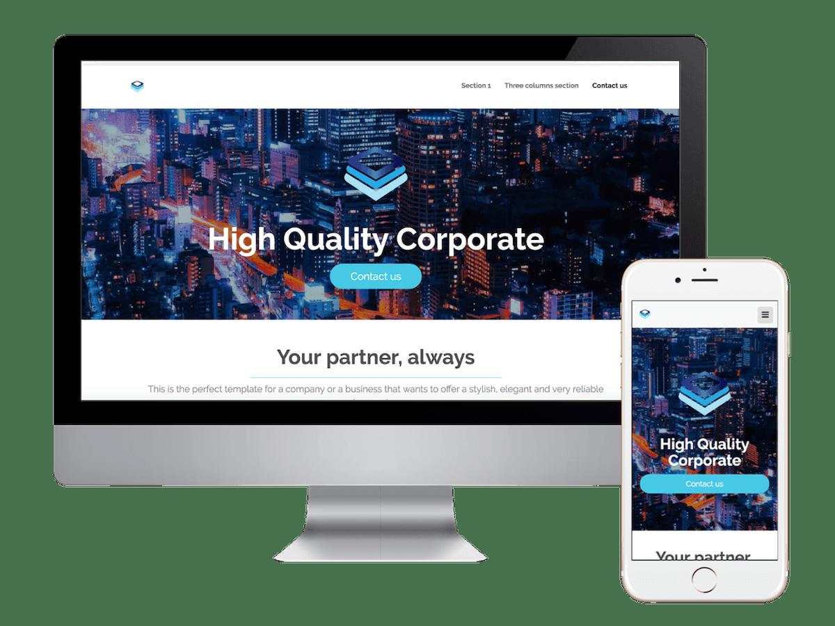 Website Builder Basic