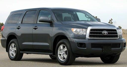 Toyota Frontend Conversion Upgrade at Ogden Body Shop