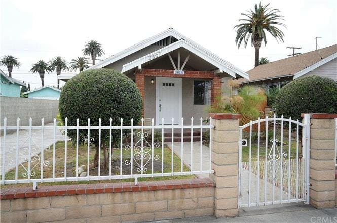 2807 S Sycamore Ave, Los Angeles, CA