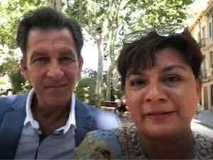 Gen with Dr. Robert Melillo in Barcelona