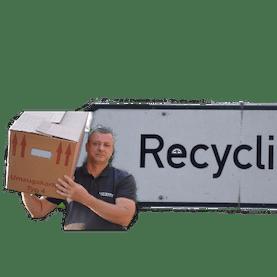 Wir sind Ihr Recyclingtaxi-Hamburg