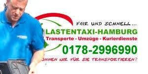 Lastentaxi-Hamburg - Möbeltaxi und Kleinumzugsprofis in einem!