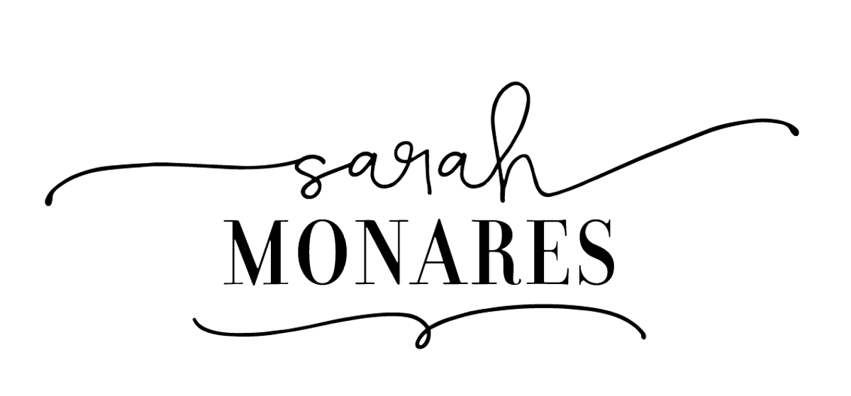 Sarah Monares Logo m