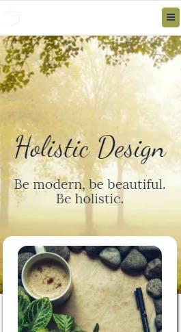 Holistic Elegant