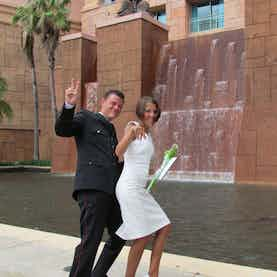 Vow Renewal Atlantis Bahamas
