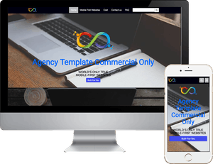 Agency Template  Commercial Version