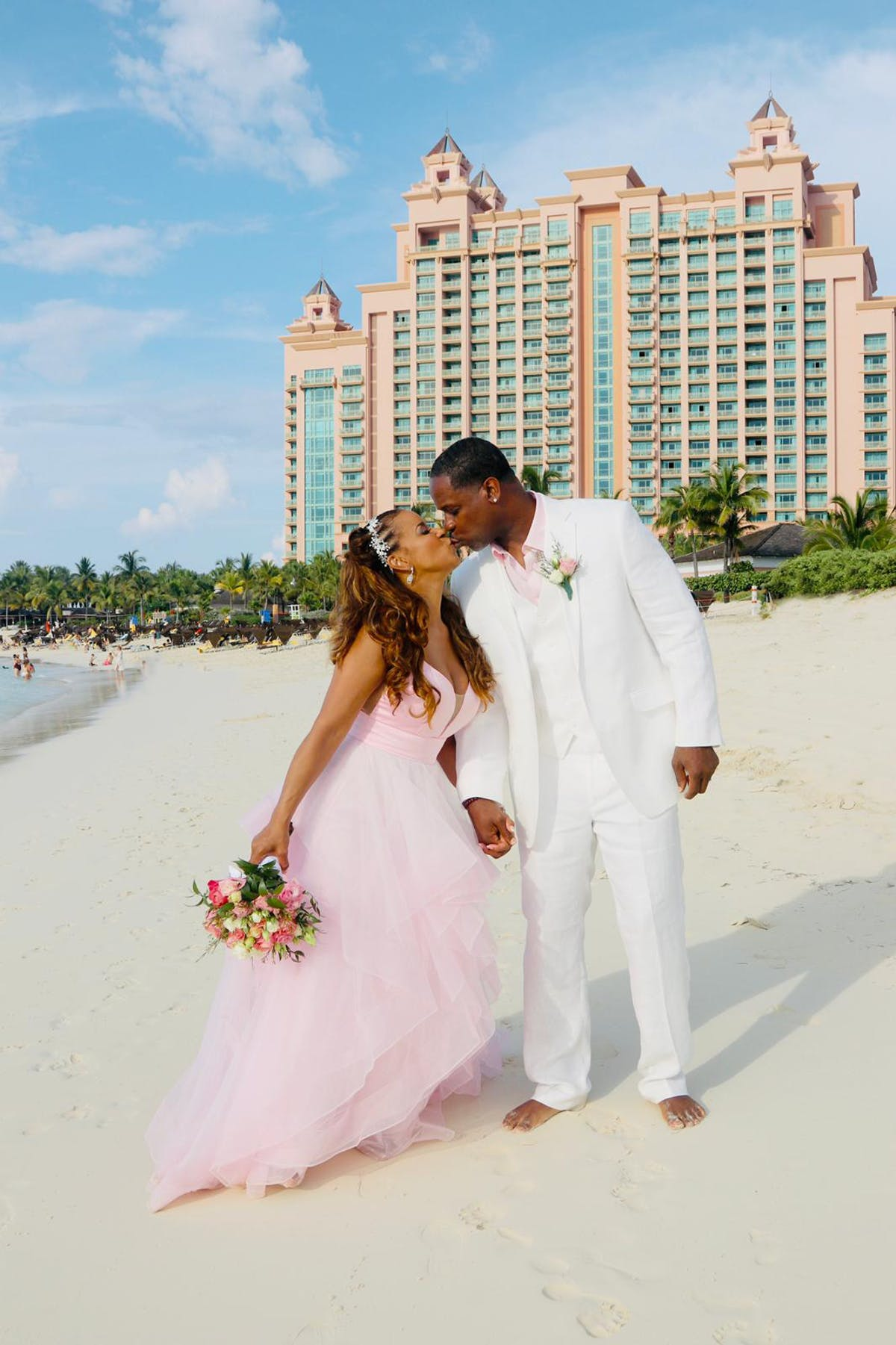 Atlantis Bahamas Wedding