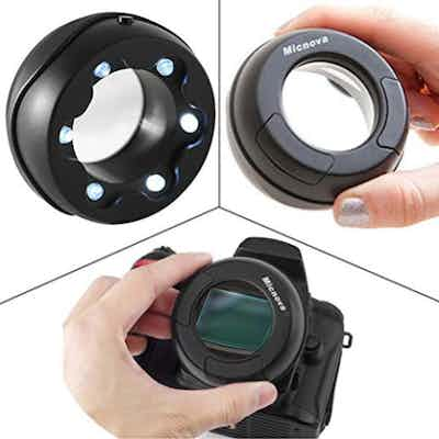 MICNOVA Magnification Loupe for Image Sensors