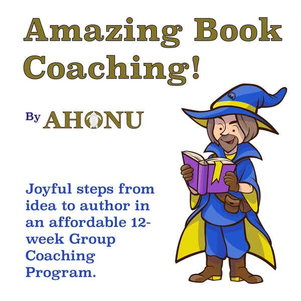 Amazing Book Coaching